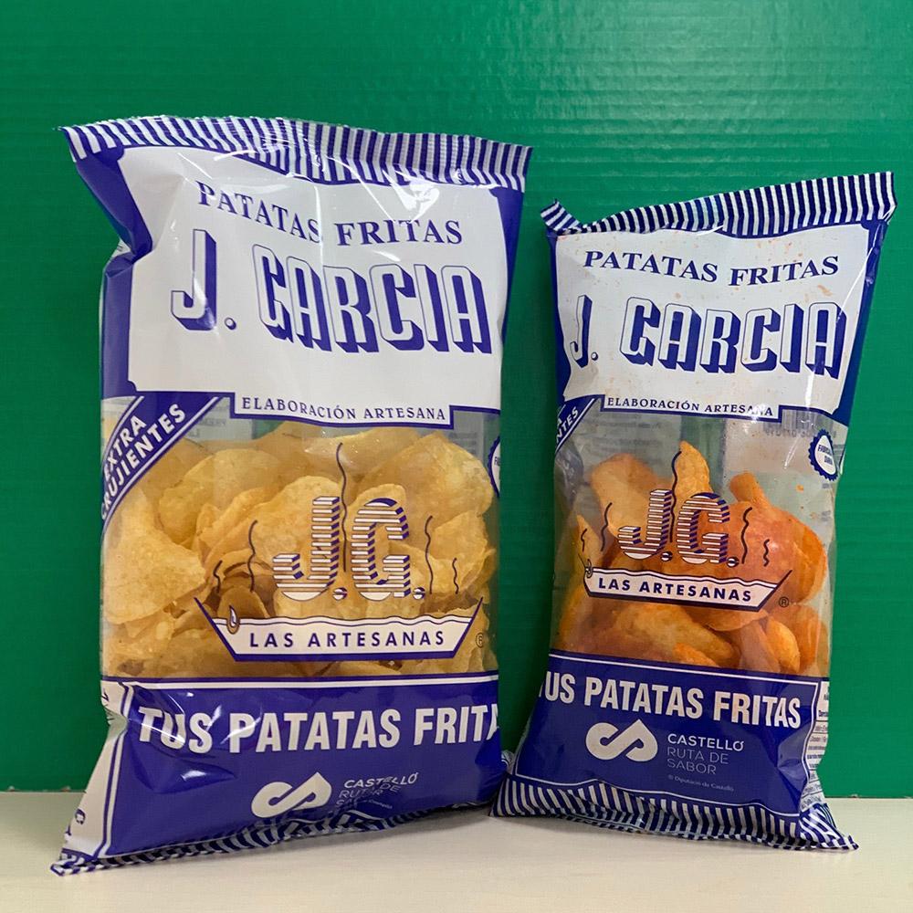 Patatas García